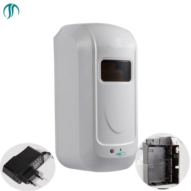 1000 Ml Ac Dc Wand Montiert Automatische Seifenspender Sensor Touchless Pumpe Flüssigkeitsspender