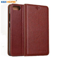 For Asus Zenfone 4 Max ZC554KL Case Flip Genuine Leather Soft Silicon Back Cover For Asus