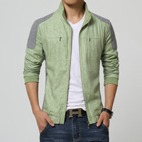 Men S Spring Jacket Men S Fashion Men Autumn Jacket Bomber Jackets Leisure Plus Size Mens