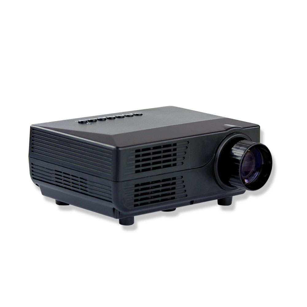 Led Projector 1920*1080Pixels Full HD projeksiyon Mini Pico portable Projector Home Theater multimedia projector VisionTek VS311 mantra точечный светильник saona c0182