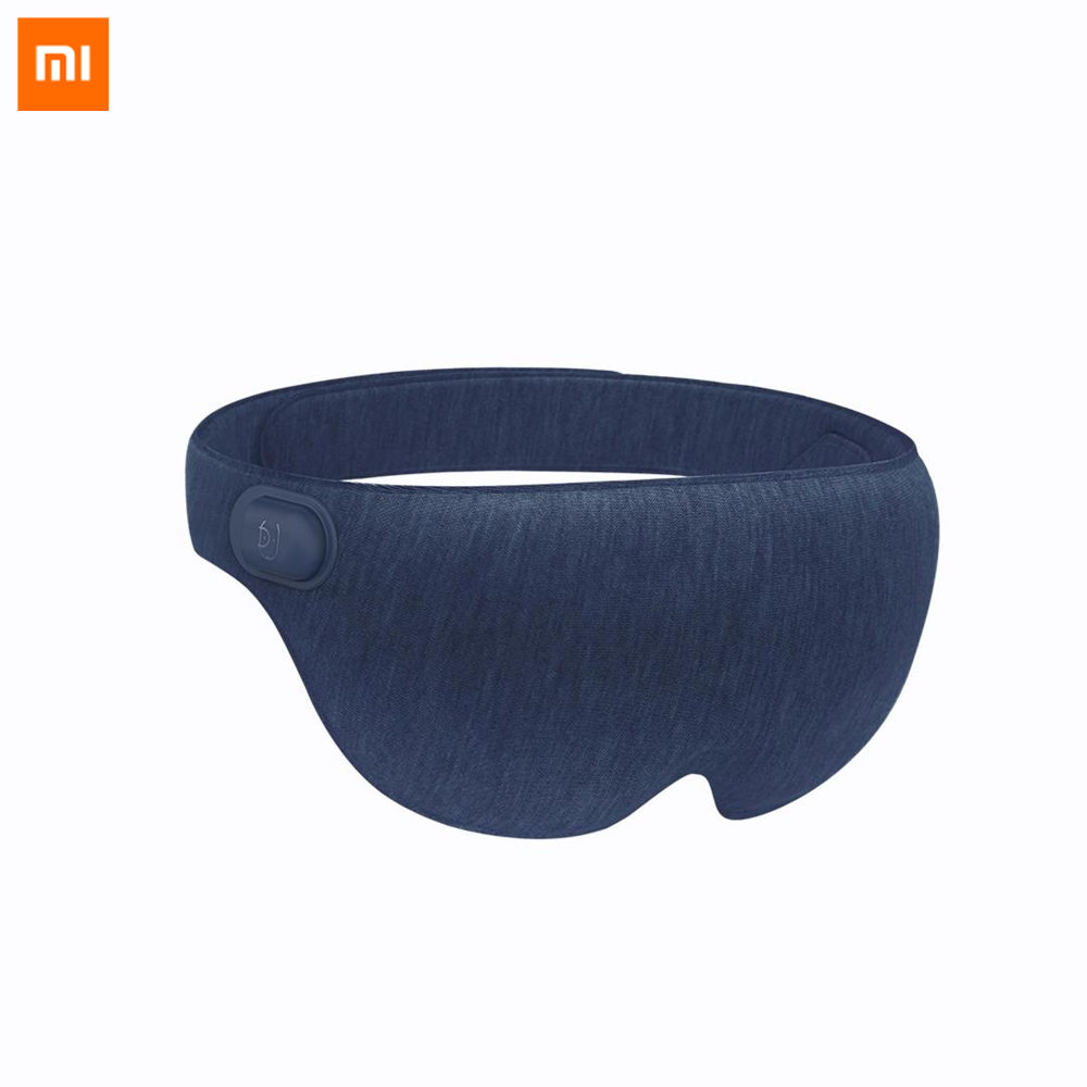 Xiaomi Mijia Ardor 5V 5W USB Hot Steam Rest Eye Mask Patch Outdoor Travel Airplane Eyeshade Cover Blindfold 3D Stereoscopic цена