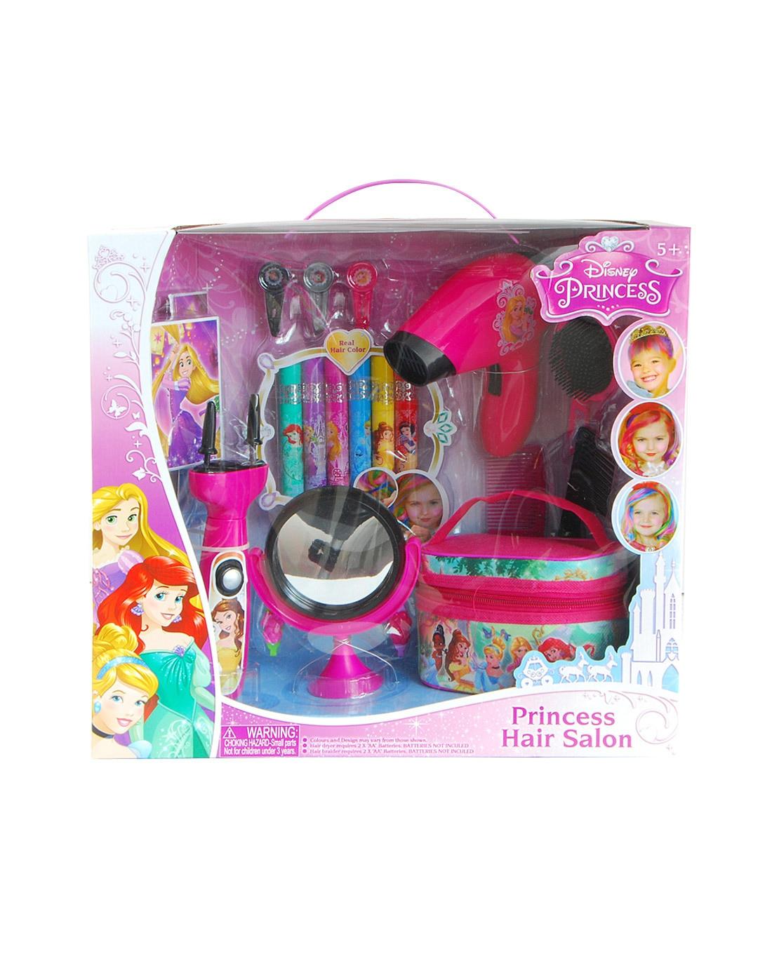 Disney semblant jouer beauté jouets de mode coiffure combinaison boîte de maquillage enfants jouer maison jouet cadeau cosmétiques pour enfants