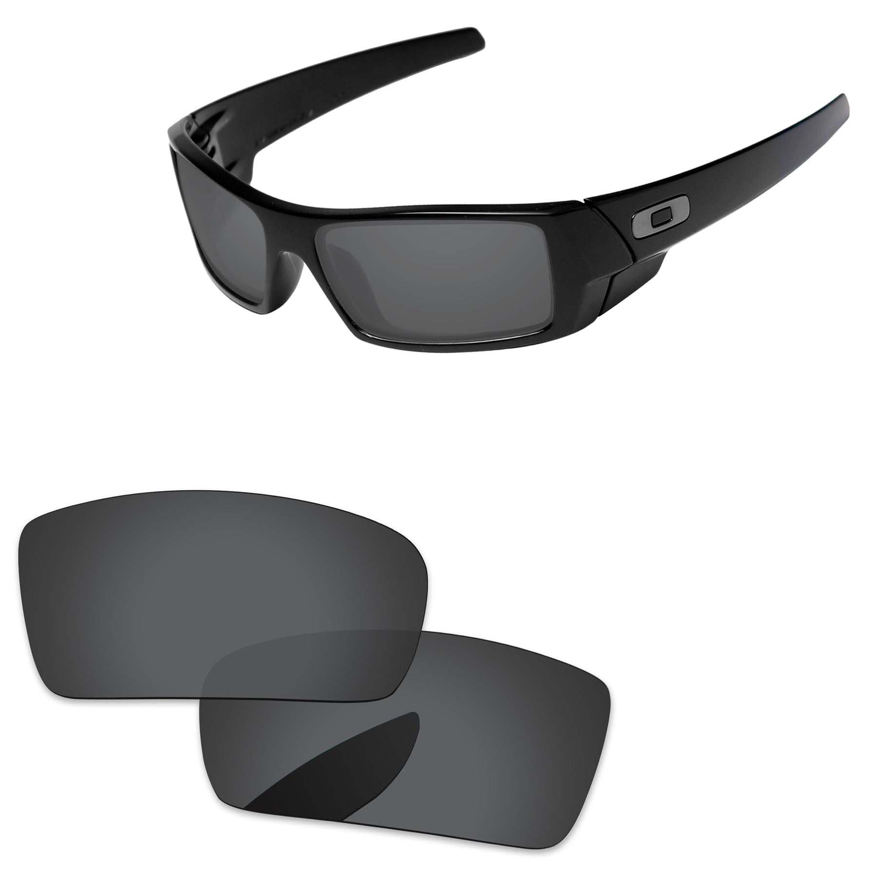 160b9ab1e1 Cheap Lentes de repuesto polarizados negros para gafas de sol Gascan marco  100% Protección UVA