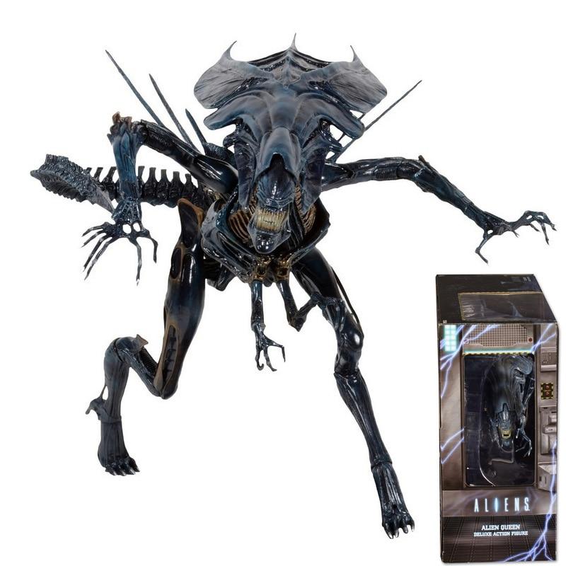 NECA Figure 50 CM Original Alien reine Figure Action Collectibles modèle jouets pour enfants cadeaux