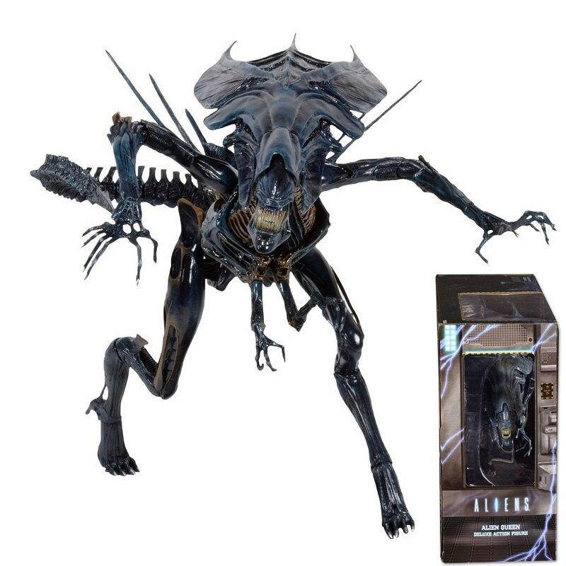 NECA Figure 50 CM D'origine Reine Alien Action Figure Collection Modèle Jouets pour Enfants Cadeaux