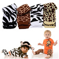 Animal Style Baby Knee Pads Baby Leg Warmers kneepads for children Leg Warmers Pack of 3-Pairs