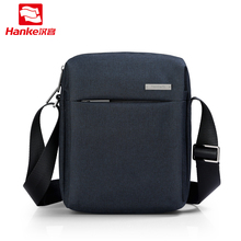 Hanke Casual Men s Messenger Bag Business Crossbody Bag Male Polyester  Lightweight Fashion Travel Shoulder Bags Teenager 69676656e2c29