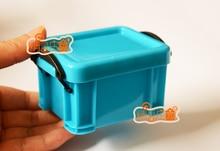 Mini dollhouse Candy storage box toy box