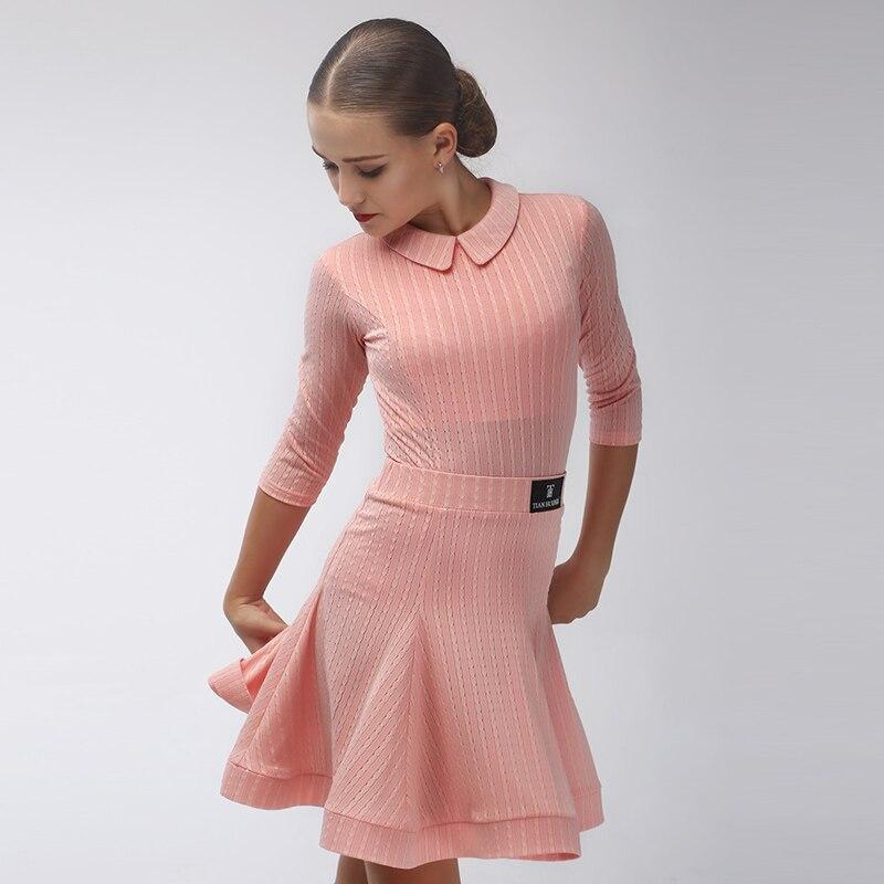 NºVestido Latino para niñas vestido de baile trajes de baile para ...