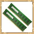 Настольных памяти для Samsung DDR3 4 ГБ 2 x 2 ГБ 1333 мГц PC3-10600U пк RAM 2 г 4 г 10600 1333 240pin