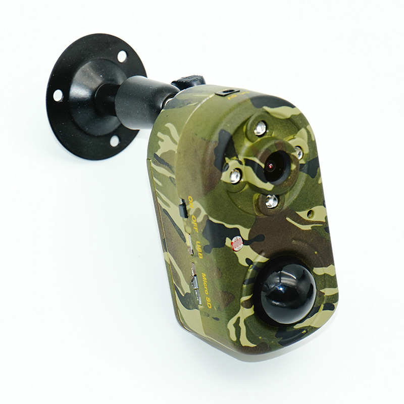 Nouvelle caméra de Vision nocturne infrarouge Durable caméscope de chasse caméras de surveillance de la chaleur en plein air 1080 P HD enregistreur vidéo numérique