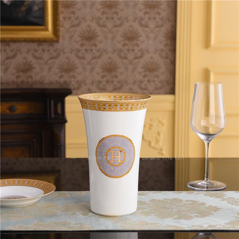 Vase en céramique Vase en céramique pour décorations pour la maison