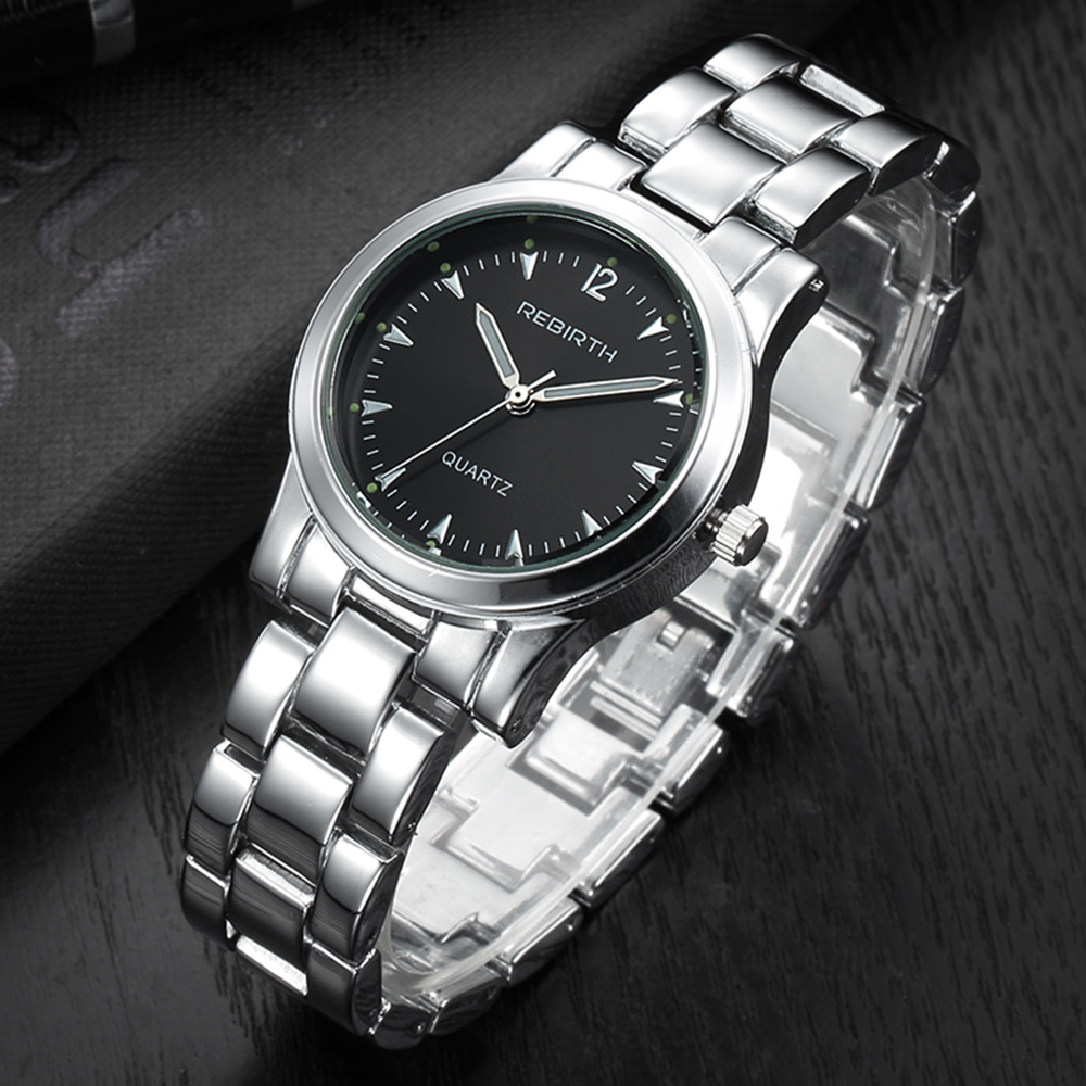 цена на Fashion Women Bracelet Quartz Watch Top Brand Luxury Stainless Steel Gold Silver Ladies Wristwatch Female Clock Relogio Feminino