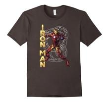 """Iron Man Tech"" Graphic T-Shirt"