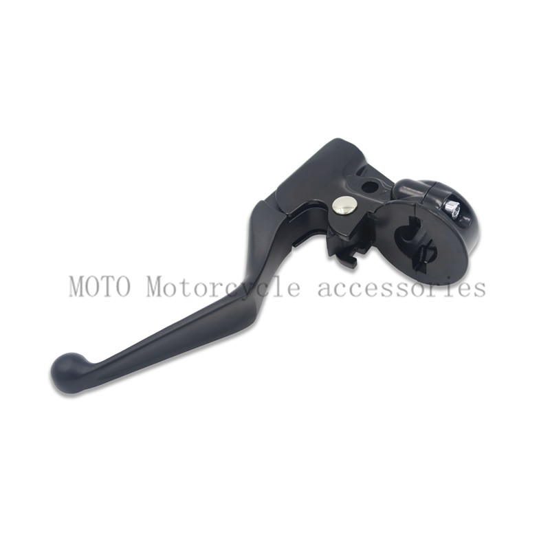 Black Motorcycle Clutch Lever assembly Sit Horns For Harley XL883 XL1200 Motor Clutch Sit Horns