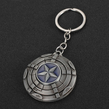 Key Holder Accessories Anime Keyring Superhero Keychains