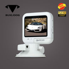 BUIEJDOG Voiture DVR Caméra vidéo De Voiture Dvr 1080 P HD Enregistreur Mini 2.0 «Night Vision Motion Détection Dash Cam D12S