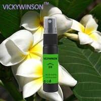 VICKYWINSON Vanilla deodorization 10ml scent Bottle Long Lasting Fragrance Spray Oil Pheromone Deodorant Spray Oil