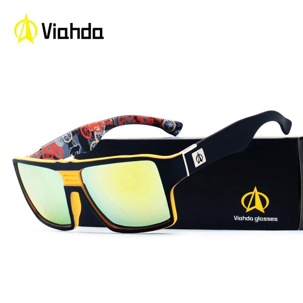 Viahda new Sunglasses Mens