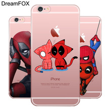 M106 Hot Deadpool Soft TPU Silicone Case Cover For Apple iPhone 11 Pro X XR XS Max 8 7 6 6S Plus 5 5S SE 5C 4 4S m106 11