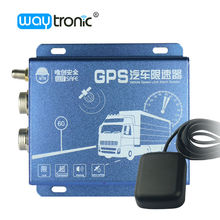 Vehicle Car Speed Limiter Governor Alarm System GPS Speed Measurement  For Bus Truck