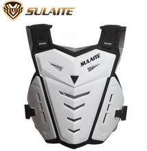 SULAITE Motorcycle Armor Protection Motocross Clothing Racing Protective Gear Riding Body Jacket Moto Vest