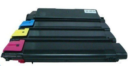 TK-855/TK-856/TK-857/TK-858 color toner cartridges compatible for Kyocera TASKalfa400/500/552CI