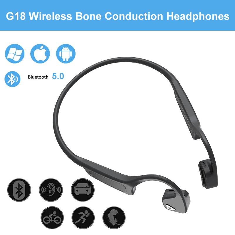 Écouteurs Bluetooth Mini écouteurs sans fil écouteurs Sport mains libres casque sans fil casque noir casque