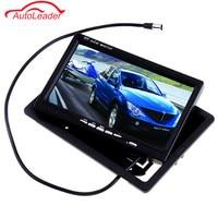 7 Inch TFT LCD Color Car Rear View Monitor VGA DVD VCR For Reverse Backup Camera