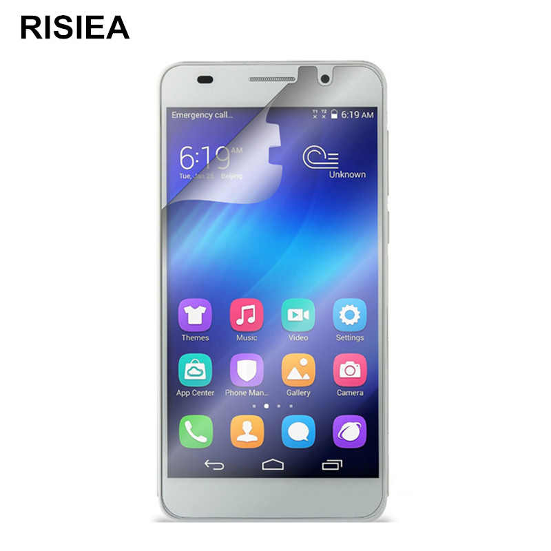 RISIEA 5pcs Matte screen protector Scratch-resistant Protective Film for Huawei Honor 10 9 lite 8 pro 7 7X 6X 8C 8X Max