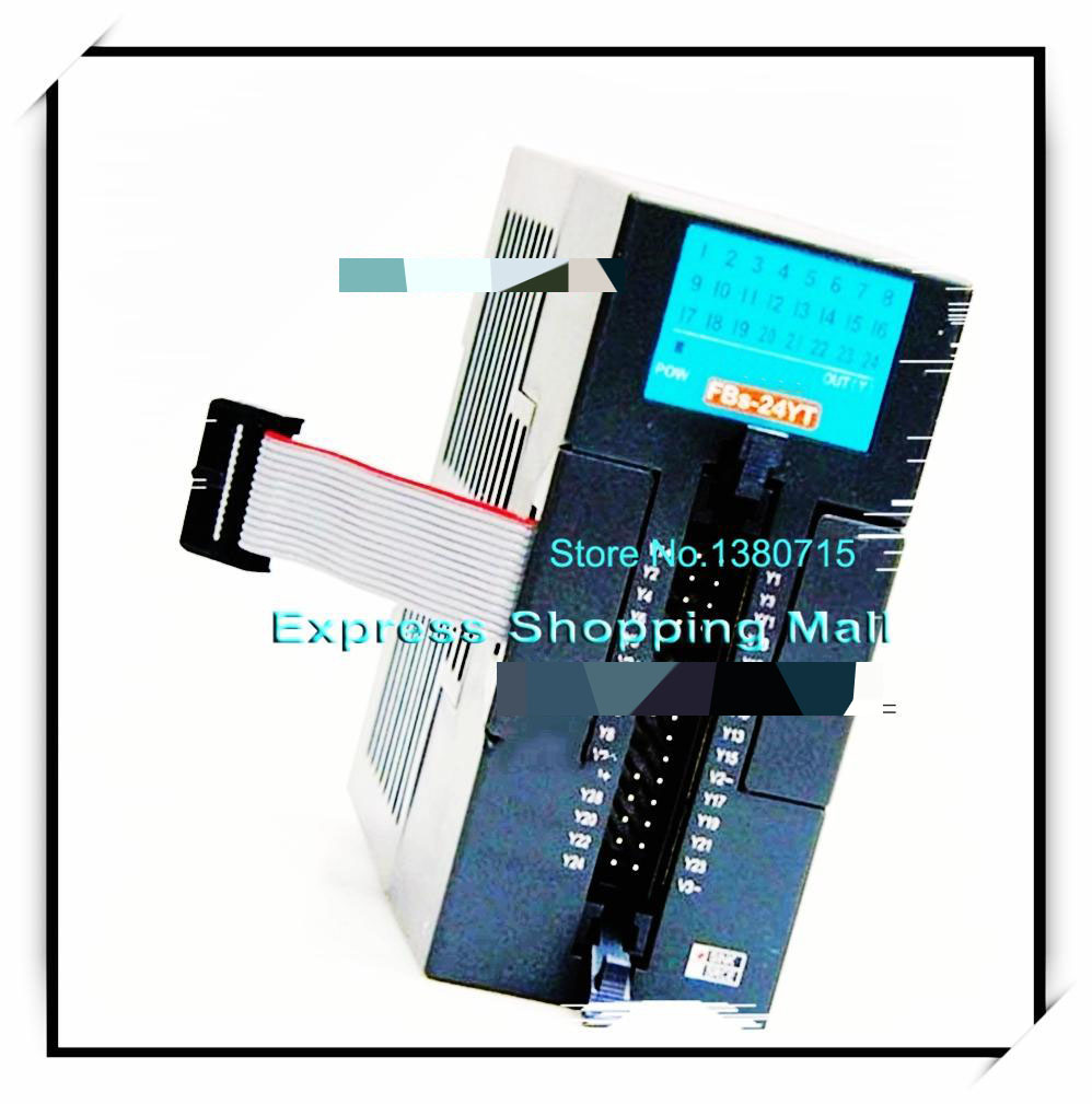 New Original FBS-24YT PLC 24VDC 24 DO transistor Module new and original fbs cb2 fbs cb5 fatek communication board
