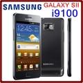 I9100 Original desbloqueado Samsung Galaxy S2 I9100 GPS 16 GB ROM 8MP 4.3 Inch'' Touchscreen Refurbished Smartphone frete grátis