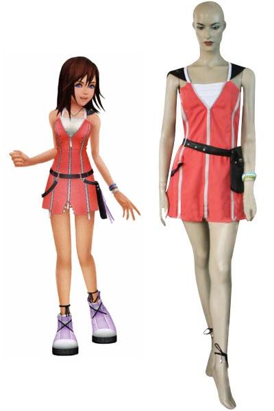 Kairi kingdom hearts 2 cosplay
