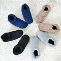 free shipping 2016 new men's indoor soft-soled slippers, soft and warm non-slip floor Household slippers,Men's slippers