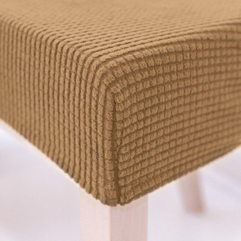 Новый флис сиамские эластичные съемный чехол ресторане стул крышка обрастания крышка стула Four Seasons Универсальный