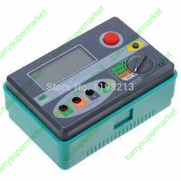 duoyi DY30-2 Auto Range Digital Insulation Resistance Meter Tester Megger Megometro 2500V 20G ohm  as907a digital insulation tester megger with voltage range 500v 1000v 2500v