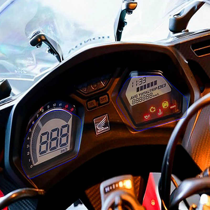 غير معروف ل BMW R1200GS/ADV دراجة نارية الملحقات لوحة أداة لوحة واق شاشة رقيق غطاء موتو