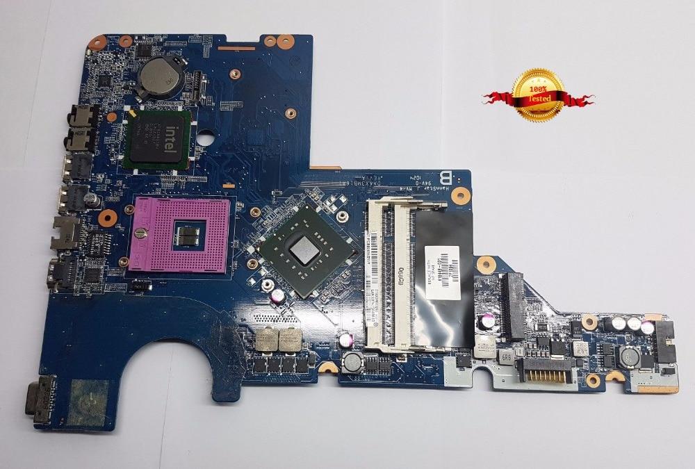 все цены на  FOR HP CQ42 G42 CQ56 G56 CQ62 616449-001 Laptop Motherboard tested  онлайн