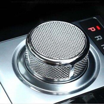 Pomello Del Cambio   Pomello Cambio Testa Manopola Della Copertura Autoadesivo Per Land Rover Discovery Sport Disocvery 5 LR5 Range Rover Evoque Parti