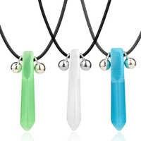 MQCHUN Schmuck Naruto Tsunade Halskette Anhänger Halskette Anime Naruto Halsband Aussage Halskette Für Frauen Männer Cosplay Geschenk