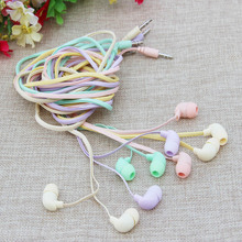 Color lasagna universal earphones for Apple Samsung brand mobile phone number free shipping quality