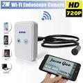 720 P WI-FI Беспроводной Инспекции Бороскоп Эндоскопа Змея Трубы USB Камера USB Wi-Fi Эндоскопа МИНИ Видео Камеры Для Iphone Android