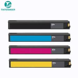 TINTENMEER premium kaseta 972 972a kompatybilny do hp 452 477 552 577 352 377 357 P57750 P55250 drukarki dla hp 972 hp 972a
