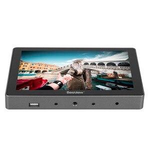 """Image 4 - Melhor visão r7 7 """"7 polegada display 4k hdmi, monitor lcd controle de toque tela de monitor no campo da câmera monitor dslr para câmeras de vídeo"""