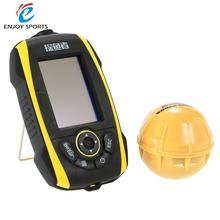 2.8″ TFT Wireless Fish Finder WIFI Control 125KHz Sonar Fishfinder Depth100M Sonar Fish Detector Alarm Fishing Tackle