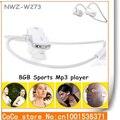 2015 con mejor puntuación nwz-w273 deportes walkman correr auriculares reproductor de mp3 para sony 8 gb w273 mp3 player-8 colores en stock