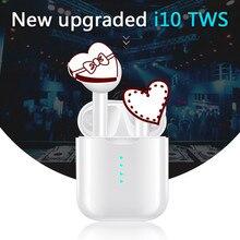 Original I10 Tws /i9s Tws Wireless Bluetooth Headsets Tws I10 Headphones Better Than I12 I13 I11 For All Iphonex/xs Max цена