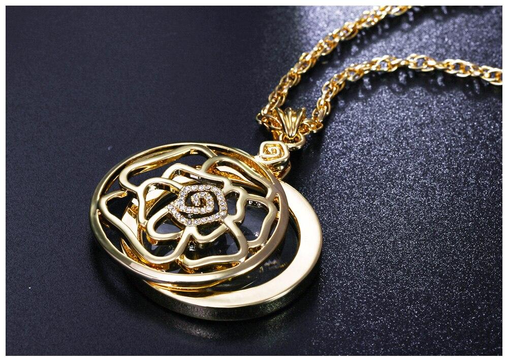 flower pendant 08
