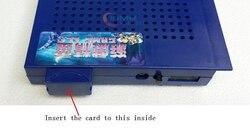 Spiele karte für Spiel Elf 750 in 1 PCB 138 in 1 oder vertikale 412 in 1 multi spielbrett Bitte lassen sie mich wissen, die code von Spiel Elf PCB