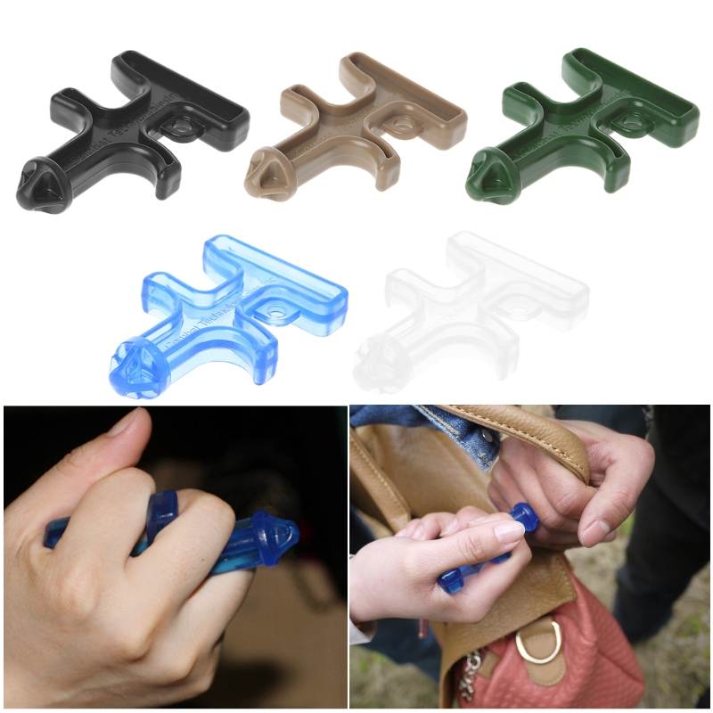 Free shipping Self Defense Supplies Plastic Stinger Drill Easy Carry Security Protection Tool
